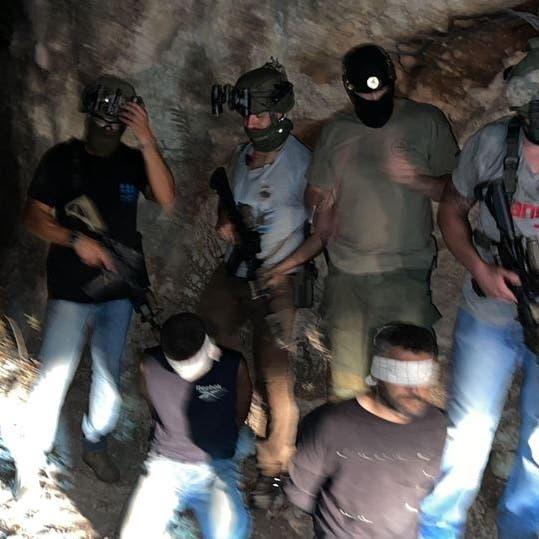 إسرائيل تعيد اعتقال 4 من أصل 6 أسرى فارين من سجن جلبوع