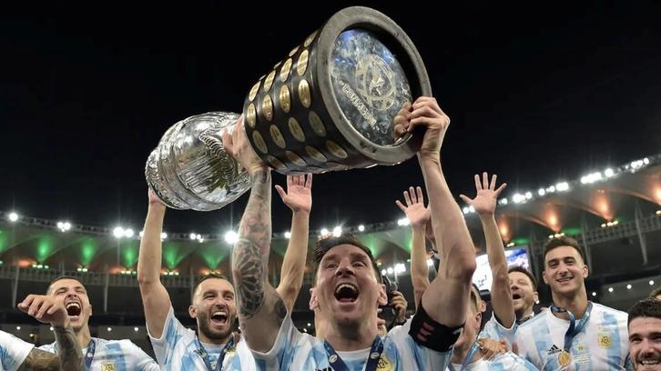 «لیونل مسی»: قهرمانی به همراه آرژانتین در کوپا آمریکا استثنایی و باور نکردنی بود