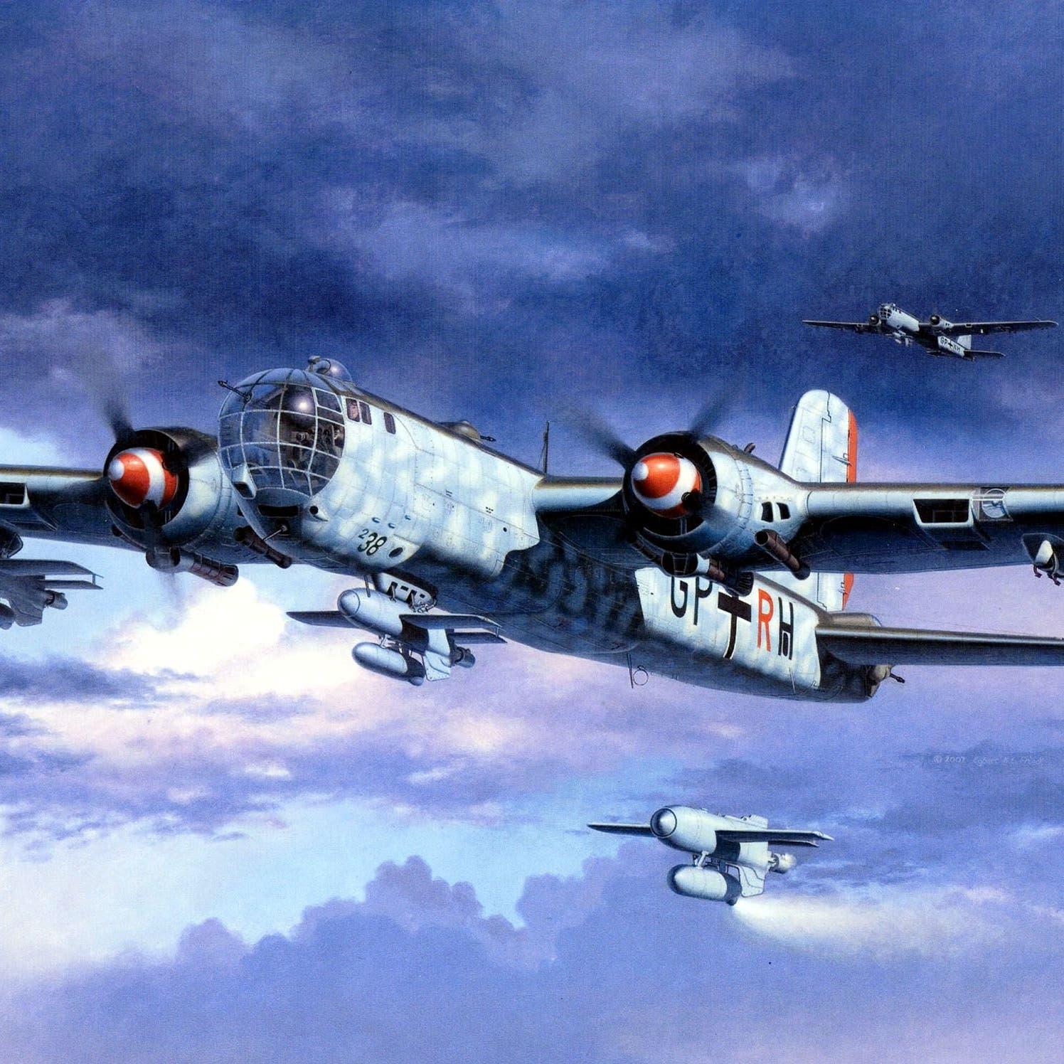 قبل بن لادن.. هكذا خطط هتلر لمهاجمة نيويورك بالطائرات