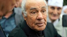 """وفاة ياسف سعدي بطل """"معركة الجزائر"""" عن 93 عاما"""