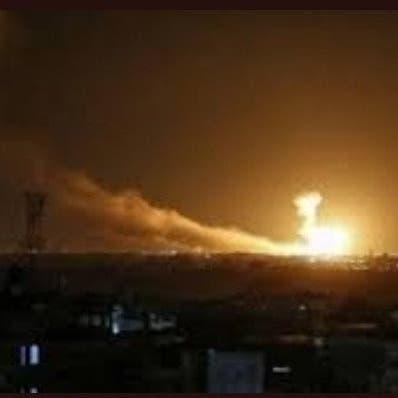 العراق.. قصف صاروخي على قاعدة التحالف في مطار أربيل