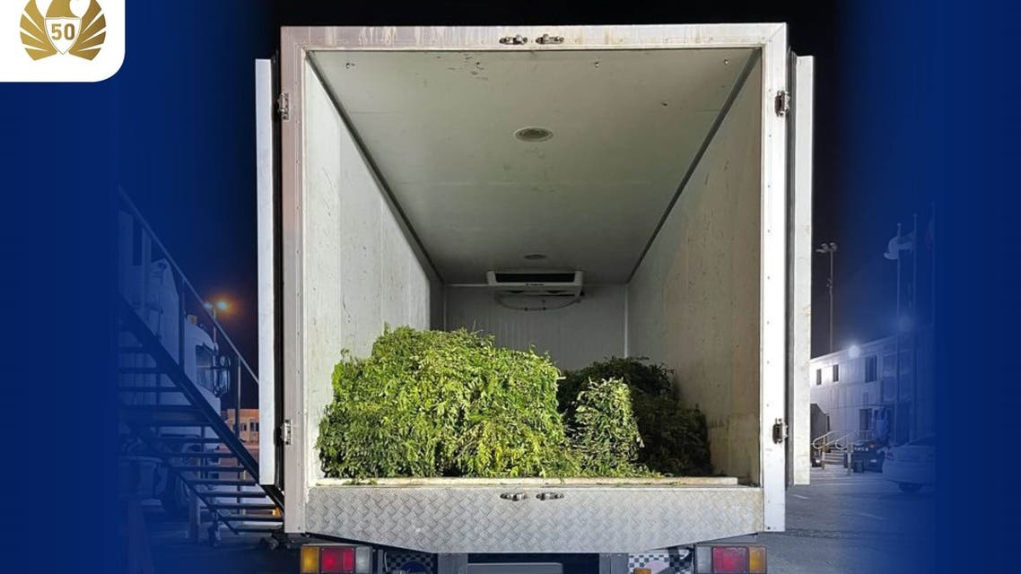 Dubai Customs seizes 64 falcons hidden in vegetable truck at Hatta border crossing
