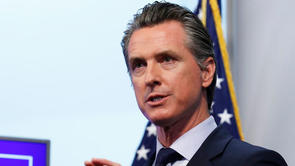 حاكم كاليفورنيا