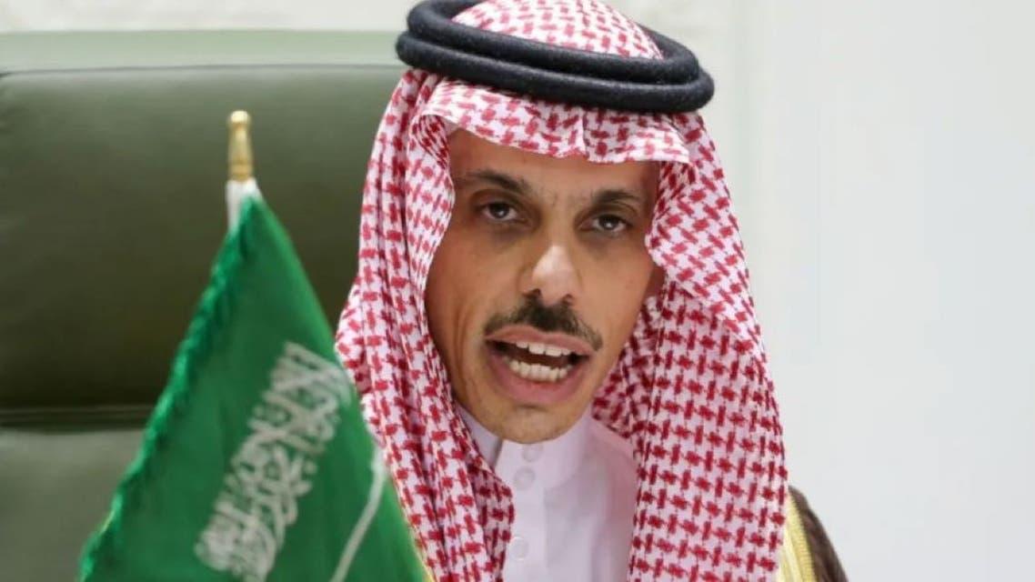 شاهزاده فیصل بن فرحان، وزیر خارجه سعودی