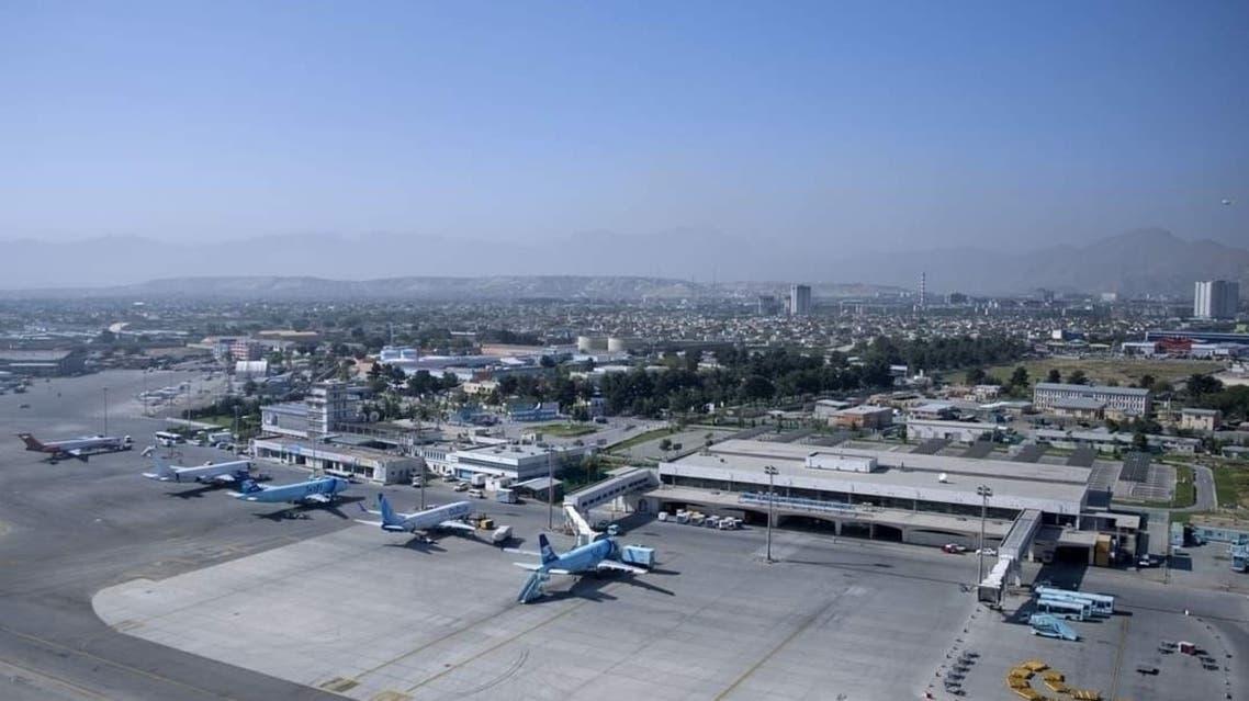فرودگاه کابول