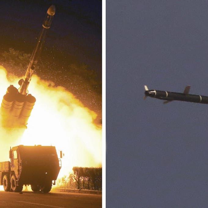 البنتاغون: اختبار كوريا الشمالية الصاروخي يهدد جيرانها