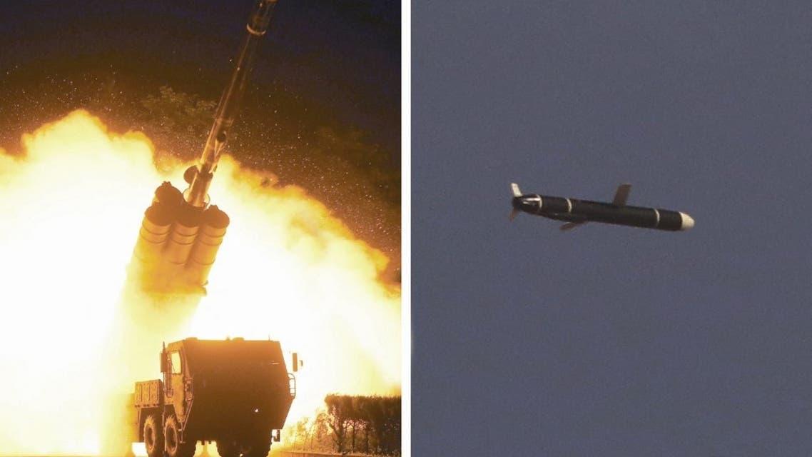 آزمایش موشکی اخیر کره شمالی