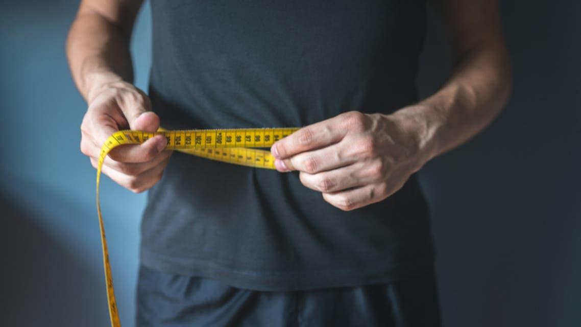 خسارة الوزن (آيستوك)