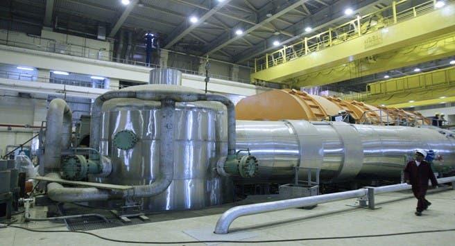 نیروگاه اتمی ایران
