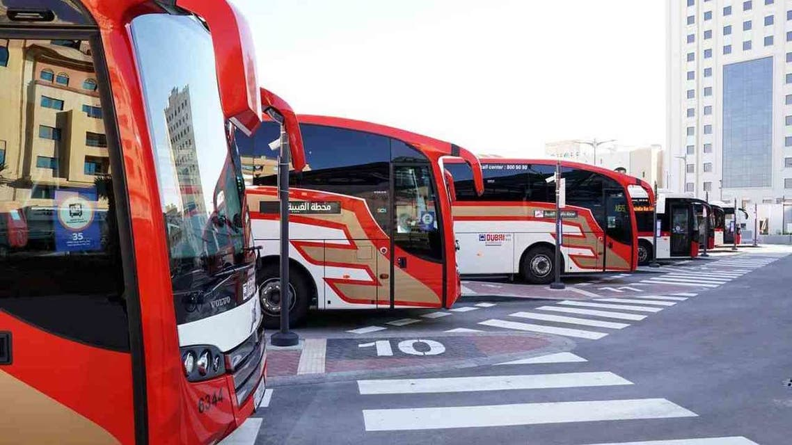 Route E101 would start from Ibn Battuta Bus Station in Dubai and head to the Central Bus Station in Abu Dhabi. (RTA)