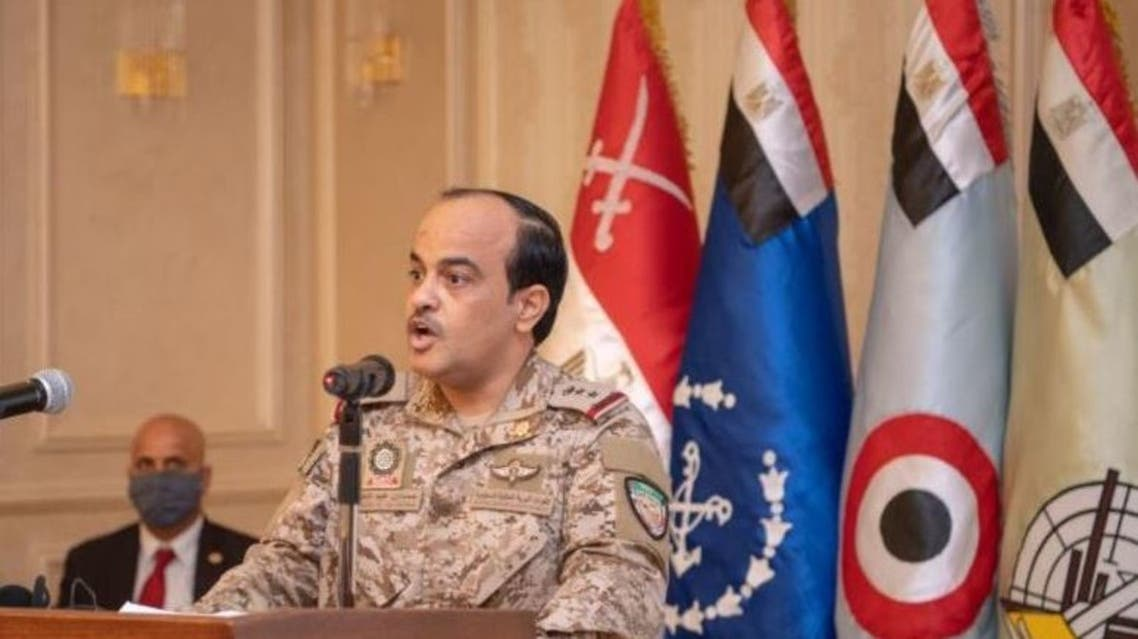 The participation of Saudi forces in Egypt