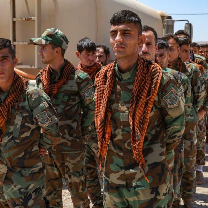 شمخاني للكاظمي:  اطردوا المعارضة الكردية من العراق