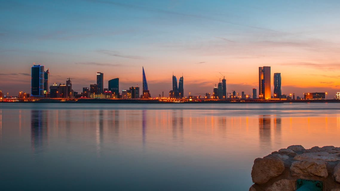 A picture depicting the skyline of Manama is the capital and largest city of Bahrain. (Unsplash)