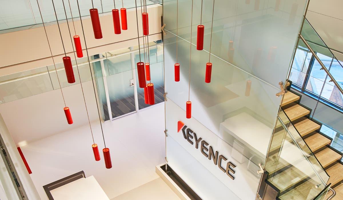كينس Keyence Corp