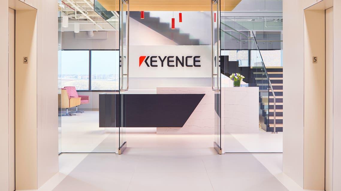 كينس Keyence Corp 2
