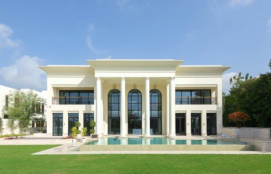 The most expensive property sold in Emirates Hills in 2021 so far. (Supplied: Luxhabitat)
