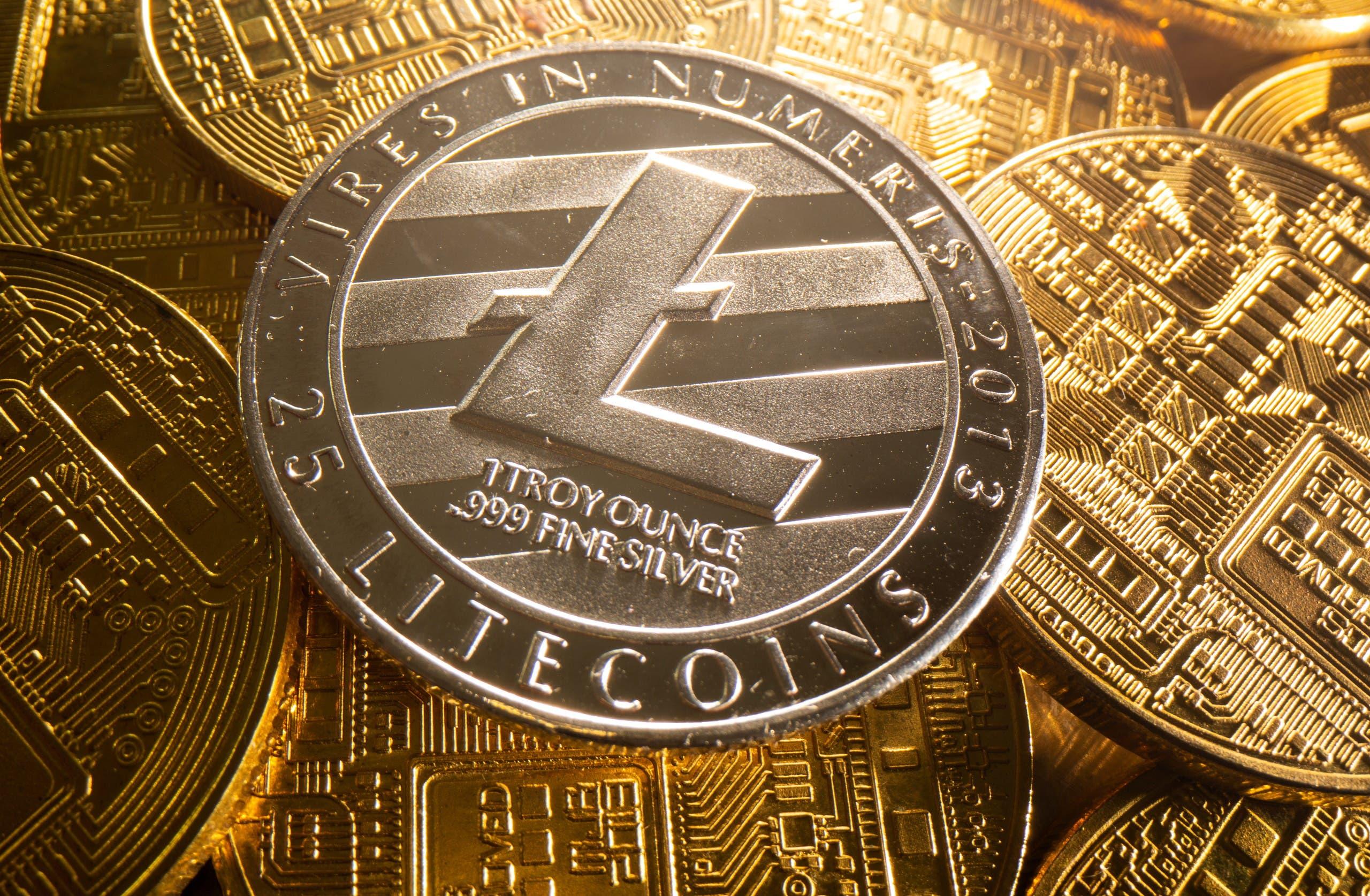 عملة litecoin المشفرة