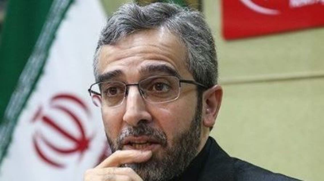 Iran's new deputy foreign minister deputy for political affairs, Ali Bagheri-Kani. (Twitter/jasonmbrodsky)