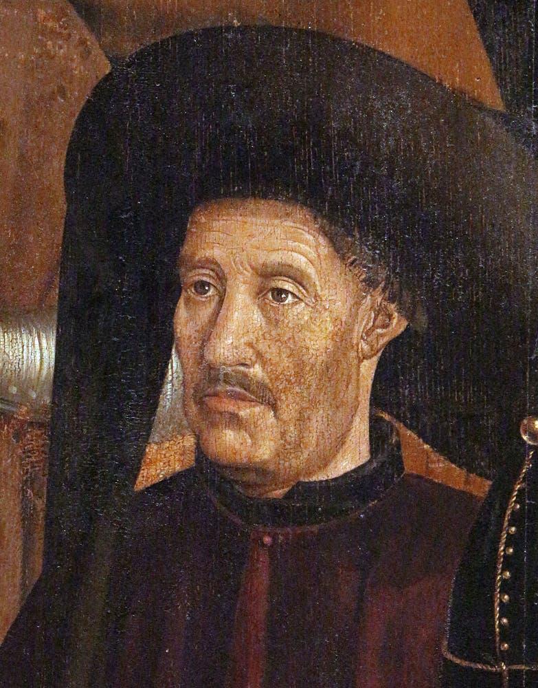 لوحة تجسد الأمير هنري الملاح