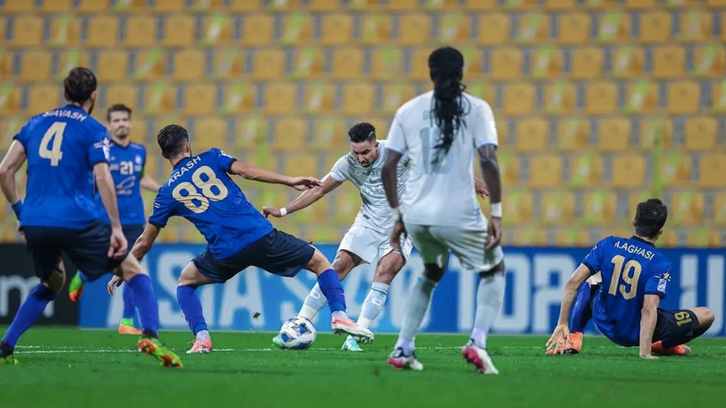 الهلال با حذف استقلال به مرحله یکچهارم نهایی لیگ قهرمانان آسیا صعود کرد
