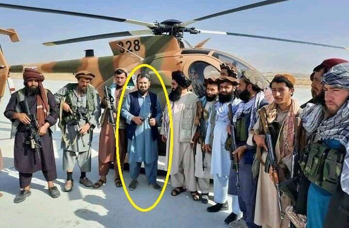 صورة لمولوي فصيح الدين رئيس اركان حكومة طالبان