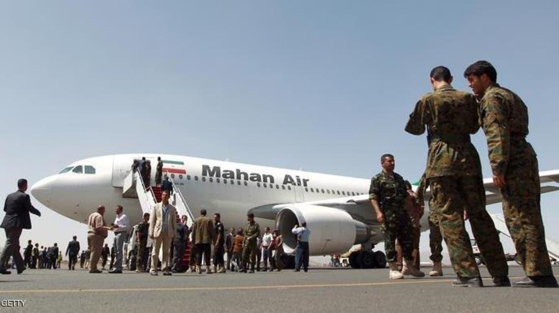 أول رحلة لماهان إلى صنعاء بعد سيطرة الحوثيين على المطار