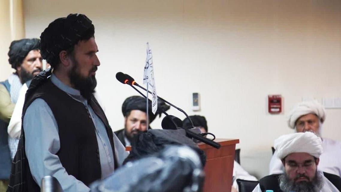 قاری فصیحالدین، رئیس ستاد ارتش طالبان