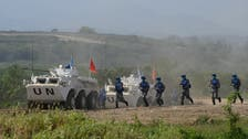 China wraps up first multinational peacekeeping exercise