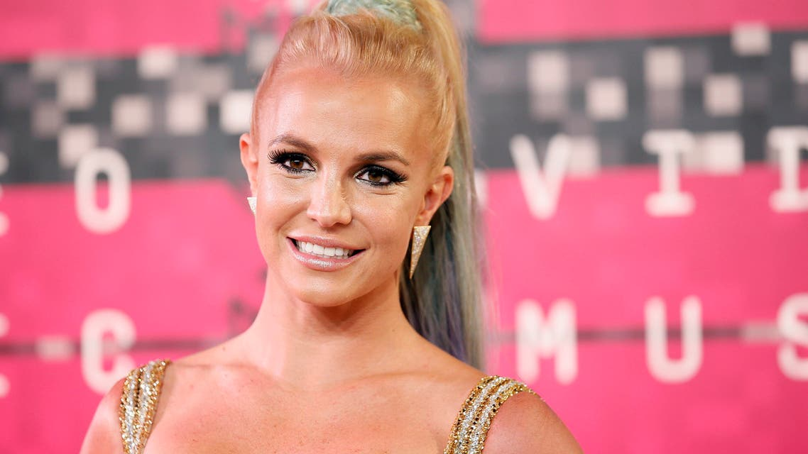 Singer Britney Spears arrives at the 2015 MTV Video Music Awards in Los Angeles, California, August 30, 2015. (File photo: Reuters)