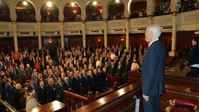 أرشيفية من البرلمان التونسي