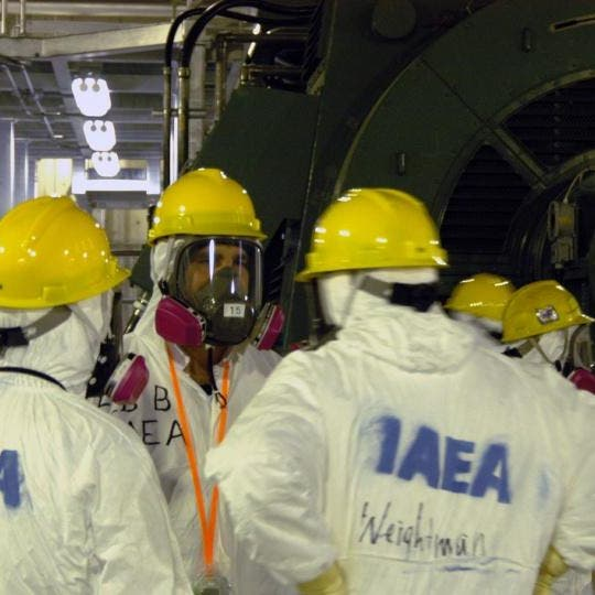 حراس إيرانيون تحرشوا بمفتشات الطاقة الذرية في منشأة نطنز
