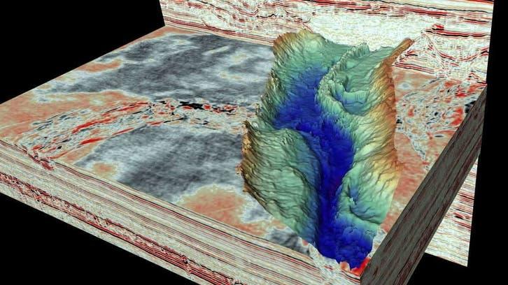 کشف آثار عصر یخبندان زیر دریای شمال
