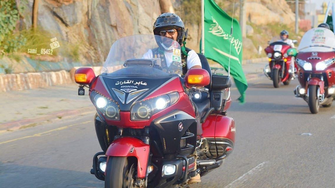 الرحالة السعودي فهد الزهراني