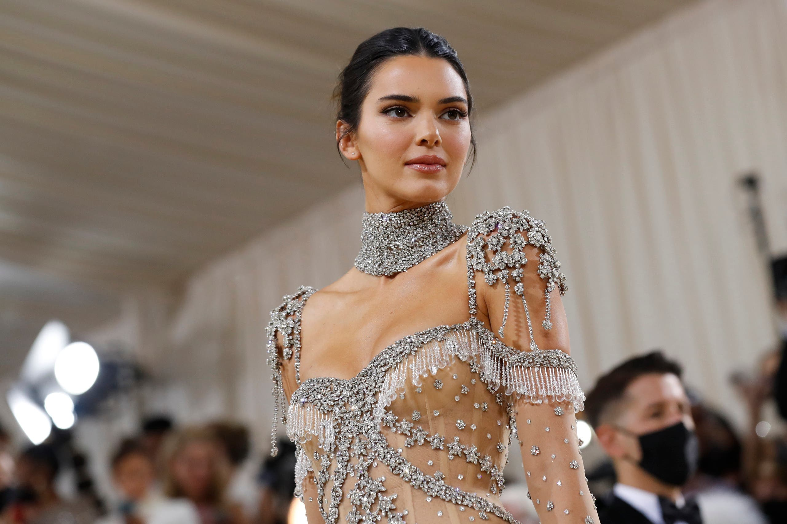 Metropolitan Museum of Art Costume Institute Gala - Met Gala - In America: A Lexicon of Fashion - Arrivals - New York City, US - September 13, 2021. Kendall Jenner. (Reuters)