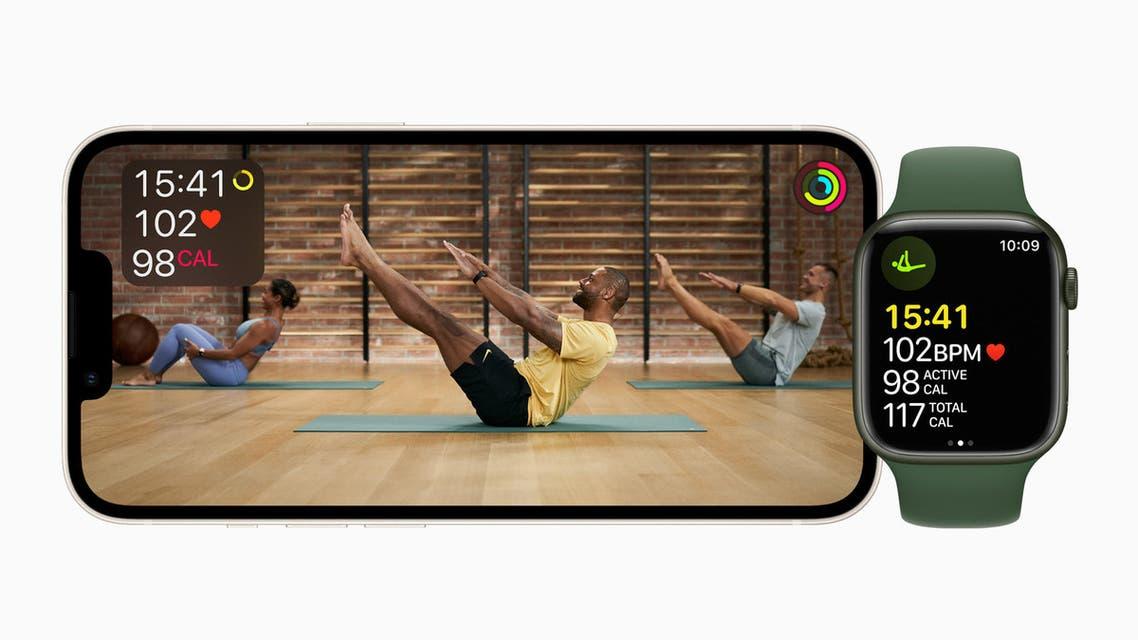 Apple Fitness+. (Photo Courtesy: Apple)