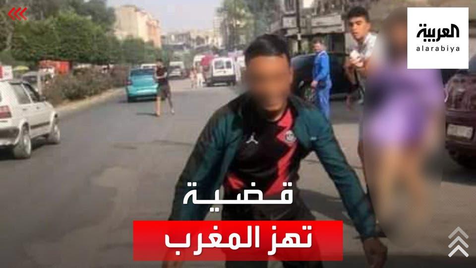 غضب عارم في المغرب بعد حادثة تحرش شاب بفتاة وسط الشارع