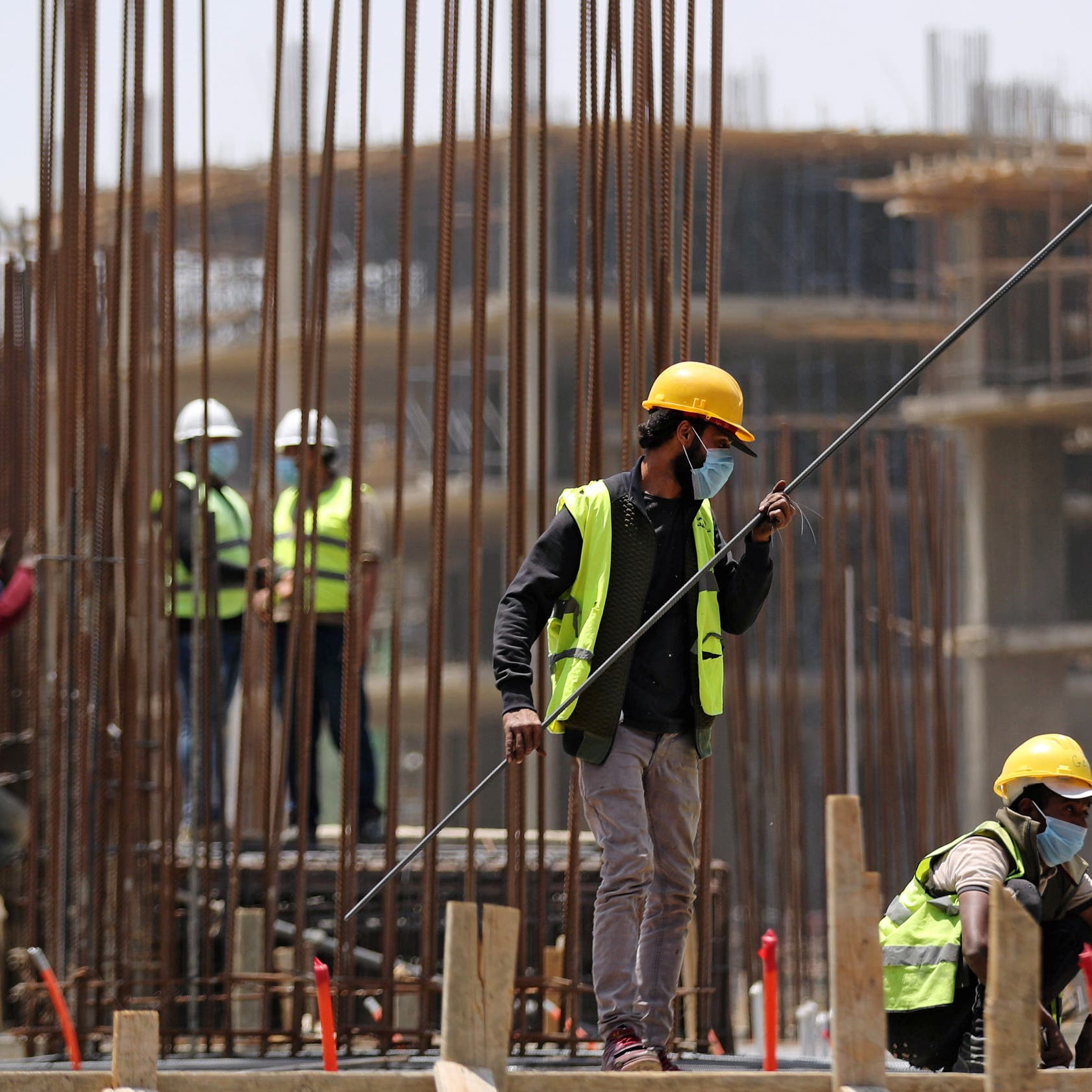 رقم ضخم لمحفظة التنمية في مصر حتى 2020