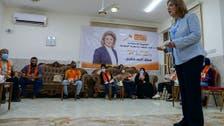 Braving intimidation, hundreds of Iraqi women run for parliament