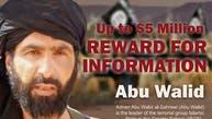 على يديه دماء.. من هو رأس داعش القتيل في الصحراء الكبرى؟