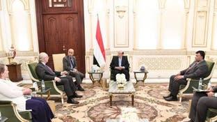 هادي: حريصون على إنهاء الحرب في اليمن