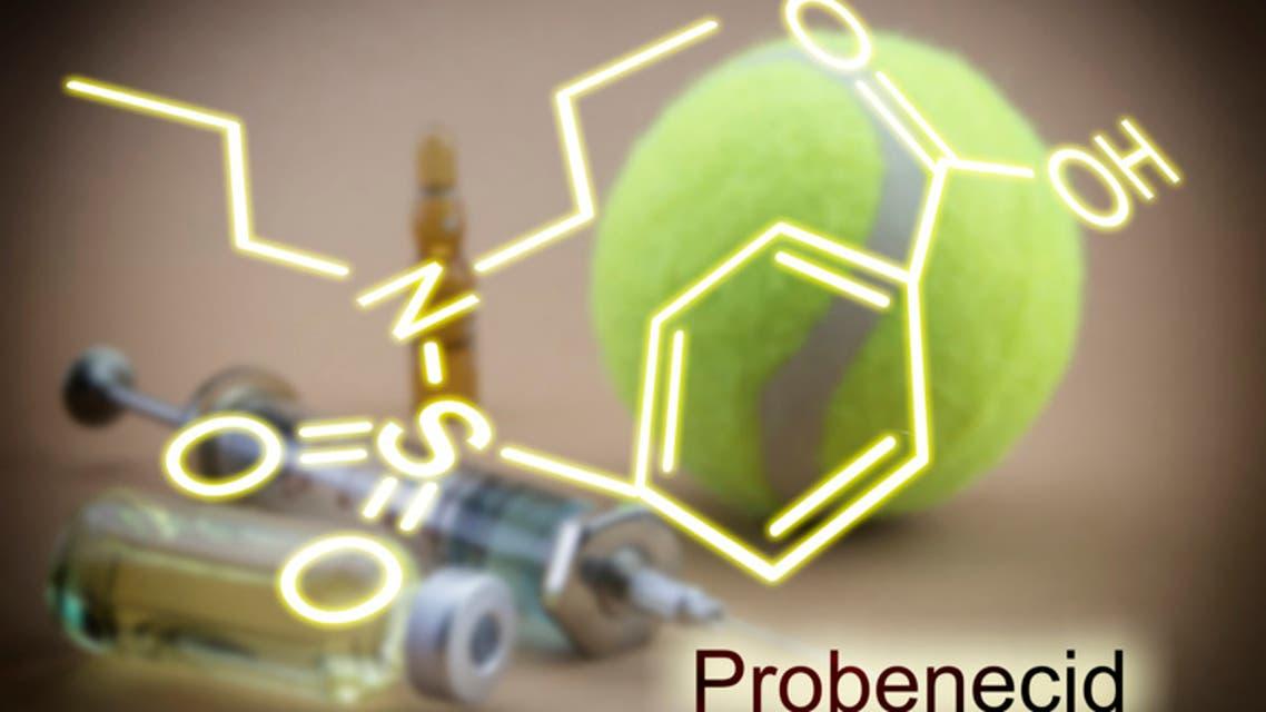 عقار Probenecid المضاد لمرض النقرس (آيستوك)