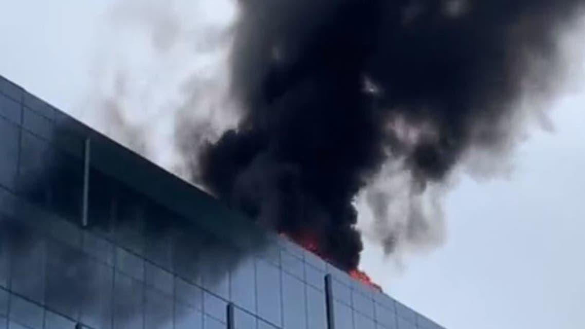 حريق الكونغرس