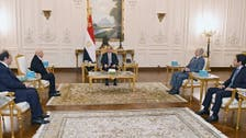 Egypt's President Sisi pushes for December elections in Libya
