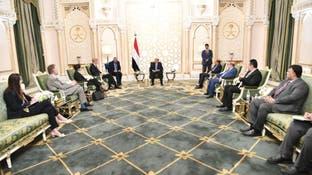 هادي: من الضروري وضع حد لانتهاكات الحوثي