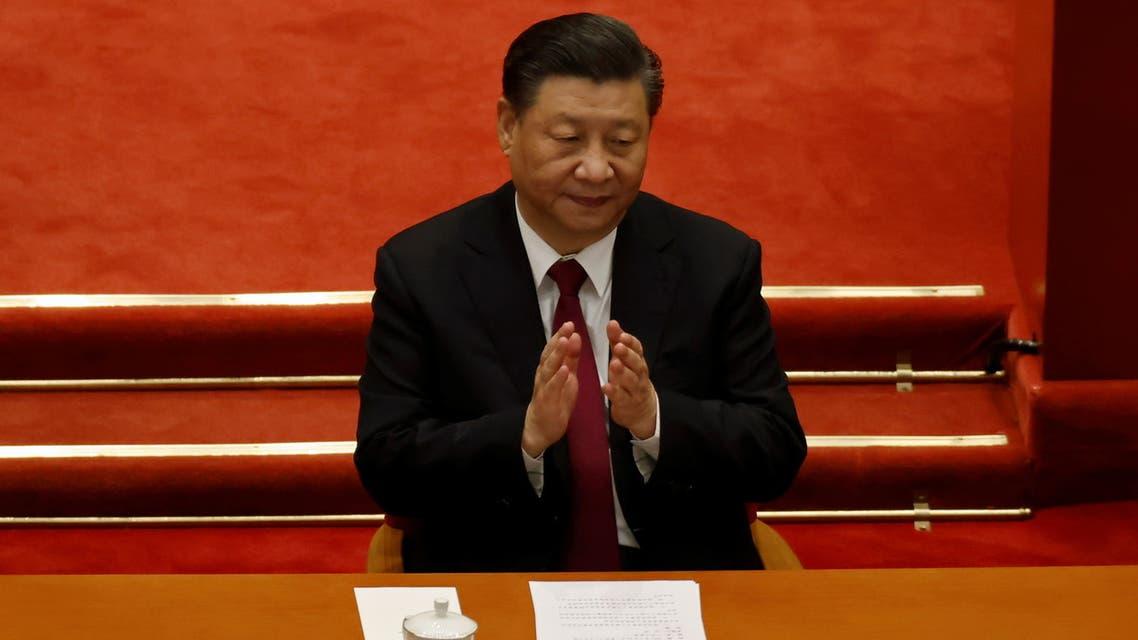 الرئيس الصيني شي جين بينغ (أرشيفية من رويترز)