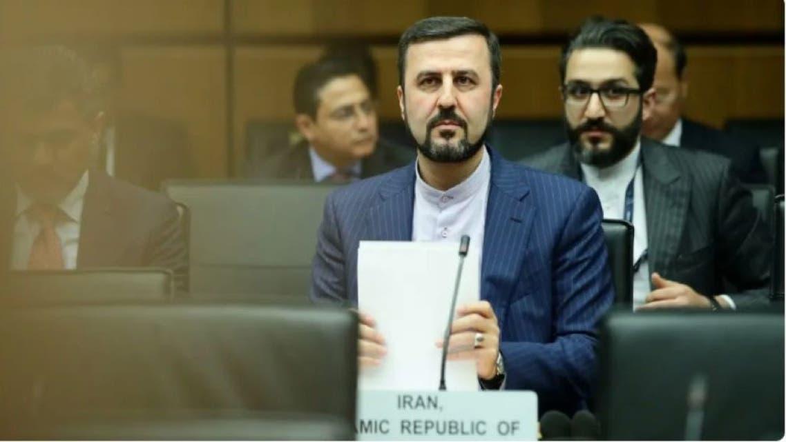 کاظم غریبآبادی، سفیر ایران در آژانس