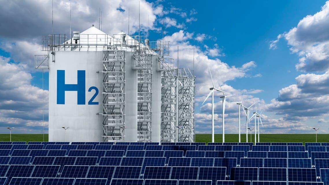إنتاج وقود الهيدروجين