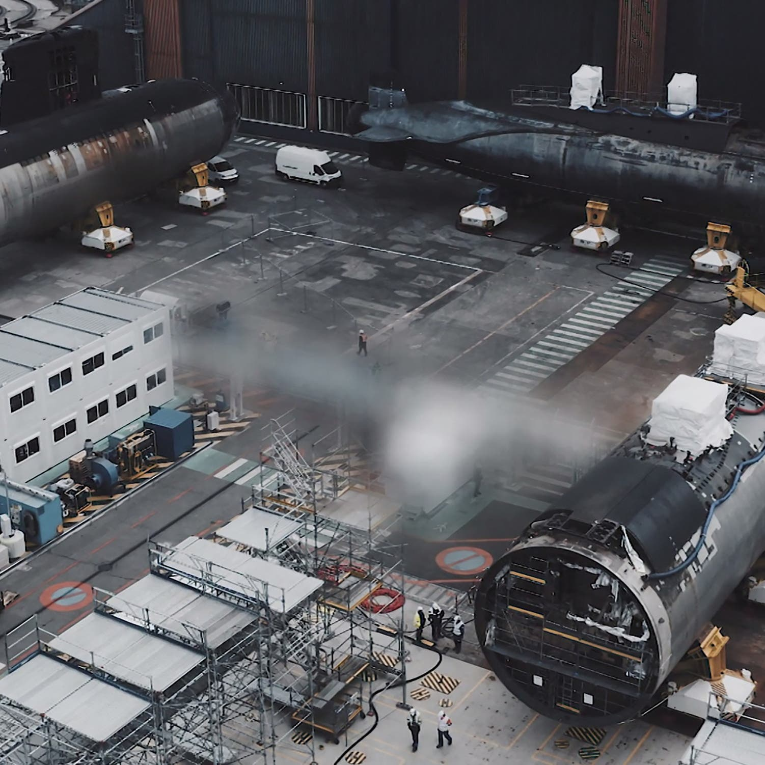 فرنسا: صفقة الغواصات بين أميركا واستراليا خطأ أخرق