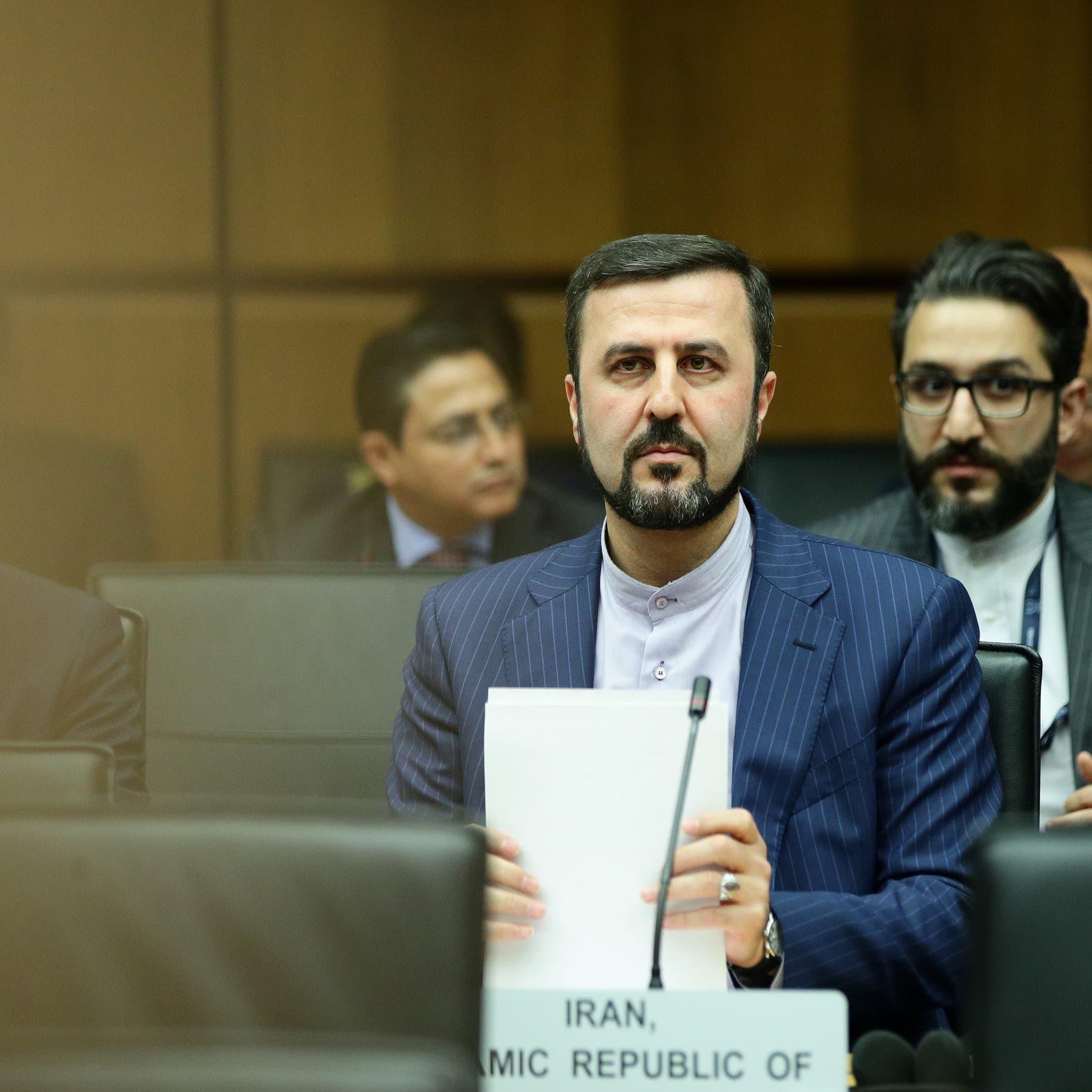"""إيران تهاجم الوكالة الذرية: """"تقريرها وهمي وغير مهني"""""""