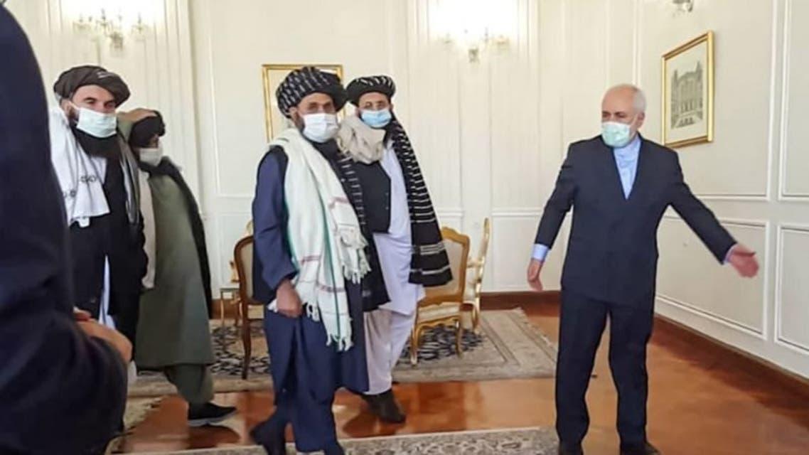 طالبان در تهران
